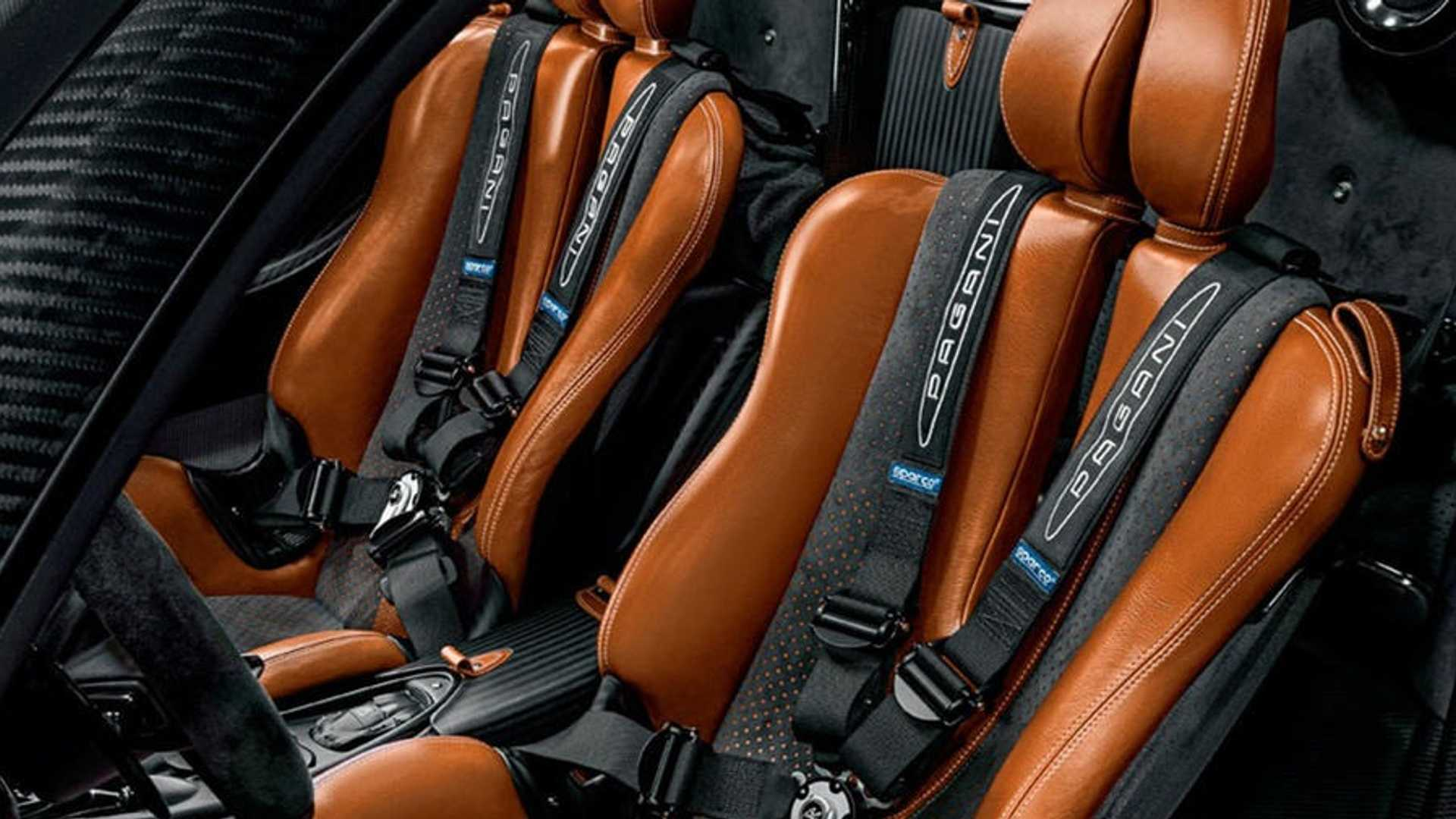 2019 Pagani Huayra Roadster Bc Interior Front Seats Wallpapers 30 Newcarcars
