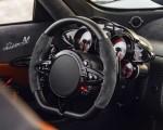 2019 Pagani Huayra Roadster BC Interior Steering Wheel Wallpapers 150x120 (27)