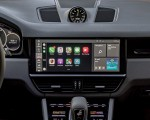 2019 Porsche Cayenne E-Hybrid (US-Spec) Central Console Wallpapers 150x120