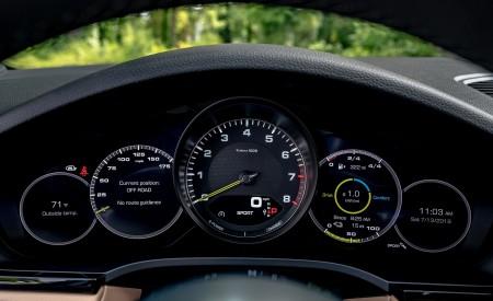 2019 Porsche Cayenne E-Hybrid (US-Spec) Digital Instrument Cluster Wallpapers 450x275 (35)