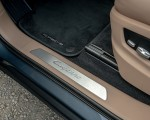 2019 Porsche Cayenne E-Hybrid (US-Spec) Door Sill Wallpapers 150x120