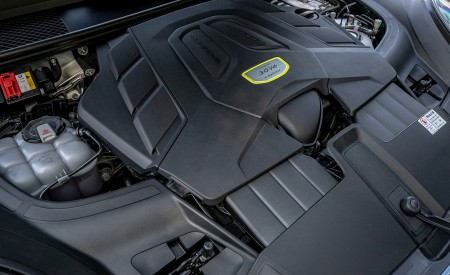 2019 Porsche Cayenne E-Hybrid (US-Spec) Engine Wallpapers 450x275 (28)