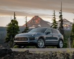 2019 Porsche Cayenne E-Hybrid (US-Spec) Front Three-Quarter Wallpapers 150x120 (19)