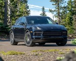 2019 Porsche Cayenne E-Hybrid (US-Spec) Front Three-Quarter Wallpapers 150x120