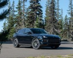 2019 Porsche Cayenne E-Hybrid (US-Spec) Front Three-Quarter Wallpapers 150x120 (17)
