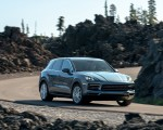 2019 Porsche Cayenne E-Hybrid (US-Spec) Front Three-Quarter Wallpapers 150x120 (4)