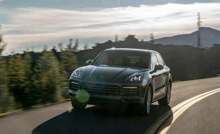 2019 Porsche Cayenne E-Hybrid (US-Spec) Front Wallpapers 450x275 (6)