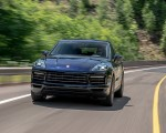 2019 Porsche Cayenne E-Hybrid (US-Spec) Front Wallpapers 150x120 (1)