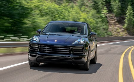 2019 Porsche Cayenne E-Hybrid (US‑Spec) Wallpapers HD