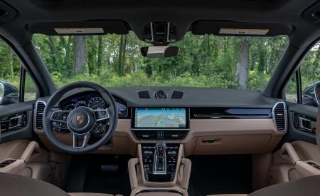 2019 Porsche Cayenne E-Hybrid (US-Spec) Interior Cockpit Wallpapers 450x275 (32)