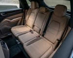2019 Porsche Cayenne E-Hybrid (US-Spec) Interior Rear Seats Wallpapers 150x120