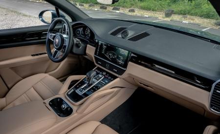 2019 Porsche Cayenne E-Hybrid (US-Spec) Interior Wallpapers 450x275 (33)