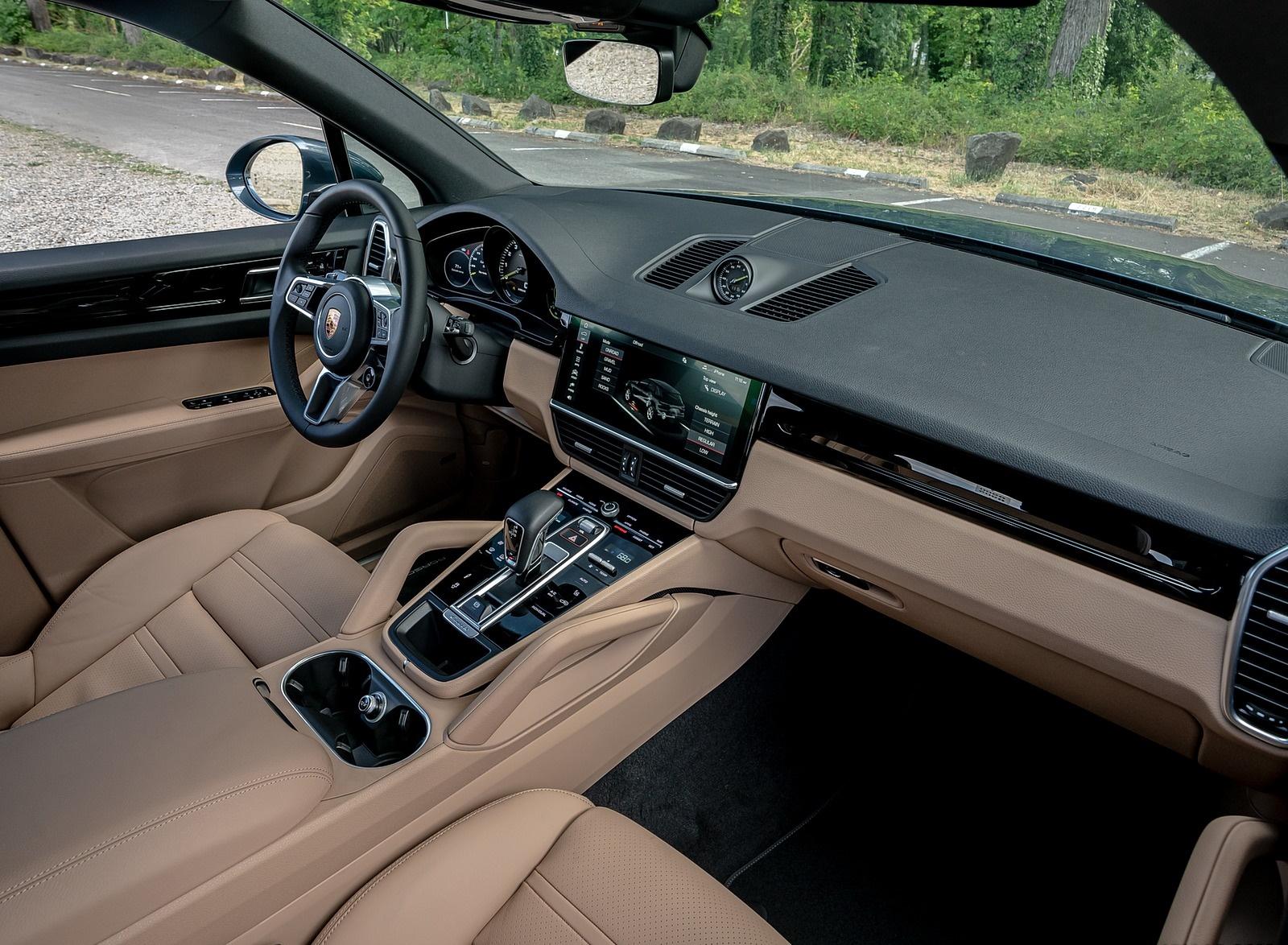 2019 Porsche Cayenne E-Hybrid (US-Spec) Interior Wallpapers #33 of 37
