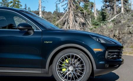 2019 Porsche Cayenne E-Hybrid (US-Spec) Wheel Wallpapers 450x275 (23)