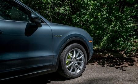 2019 Porsche Cayenne E-Hybrid (US-Spec) Wheel Wallpapers 450x275 (22)