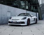 2019 TECHART Porsche 718 Boxster Front Three-Quarter Wallpapers 150x120 (14)
