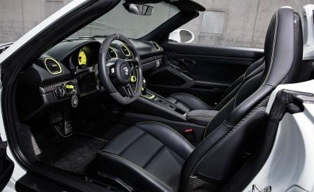 2019 TECHART Porsche 718 Boxster Interior Wallpapers 450x275 (17)