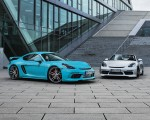 2019 TECHART Porsche 718 Boxster and Cayman Wallpapers 150x120 (2)