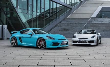 2019 TECHART Porsche 718 Boxster and Cayman Wallpapers 450x275 (2)
