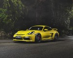 2019 TECHART Porsche 718 Cayman Front Three-Quarter Wallpapers 150x120 (21)
