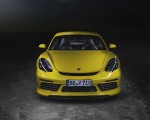 2019 TECHART Porsche 718 Cayman Front Wallpapers 150x120 (24)