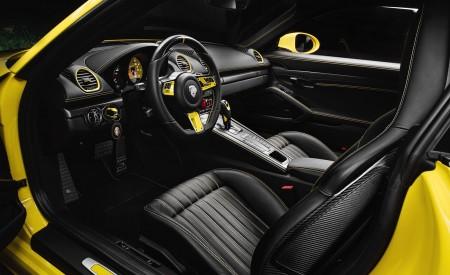 2019 TECHART Porsche 718 Cayman Interior Wallpapers 450x275 (31)