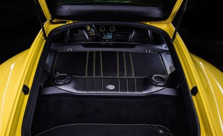 2019 TECHART Porsche 718 Cayman Interior Wallpapers 450x275 (30)