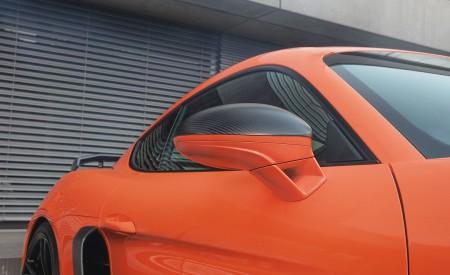 2019 TECHART Porsche 718 Cayman Mirror Wallpapers 450x275 (39)