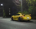 2019 TECHART Porsche 718 Cayman Rear Three-Quarter Wallpapers 150x120 (23)
