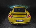 2019 TECHART Porsche 718 Cayman Rear Wallpapers 150x120 (25)