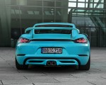 2019 TECHART Porsche 718 Cayman Rear Wallpapers 150x120 (3)