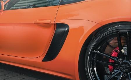 2019 TECHART Porsche 718 Cayman Side Vent Wallpapers 450x275 (40)
