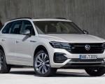 2019 Volkswagen Touareg ONE Million Front Three-Quarter Wallpapers 150x120 (27)