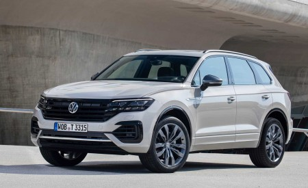 2019 Volkswagen Touareg ONE Million Wallpapers HD