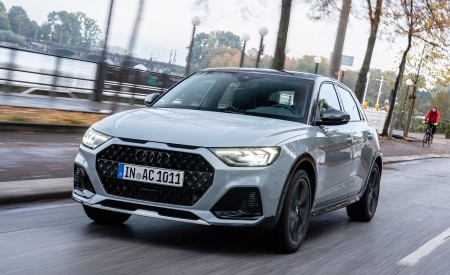 2020 Audi A1 Citycarver Wallpapers HD