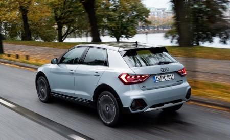 2020 Audi A1 Citycarver (Color: Arrow Gray) Rear Three-Quarter Wallpapers 450x275 (4)