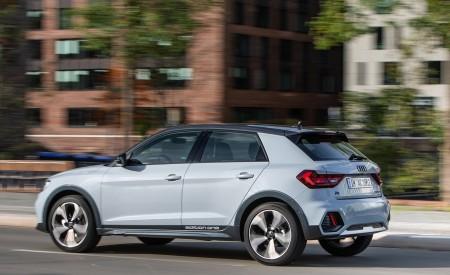 2020 Audi A1 Citycarver (Color: Arrow Gray) Rear Three-Quarter Wallpapers 450x275 (5)
