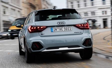2020 Audi A1 Citycarver (Color: Arrow Gray) Rear Wallpapers 450x275 (6)