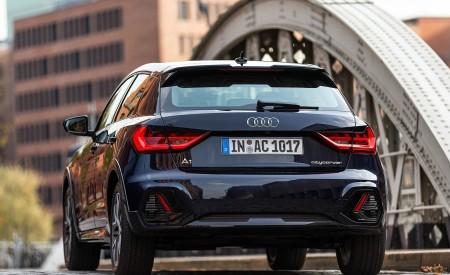 2020 Audi A1 Citycarver (Color: Firmament Blue) Rear Wallpapers 450x275 (23)