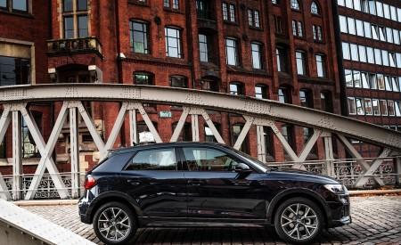 2020 Audi A1 Citycarver (Color: Firmament Blue) Side Wallpapers 450x275 (24)