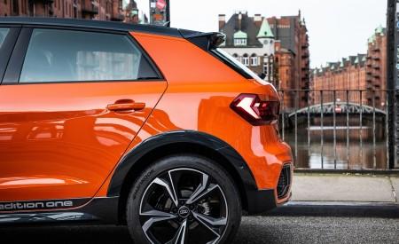 2020 Audi A1 Citycarver (Color: Pulse Orange) Detail Wallpapers 450x275 (44)
