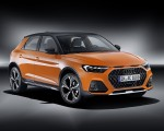 2020 Audi A1 Citycarver (Color: Pulse Orange) Front Three-Quarter Wallpapers 150x120 (30)
