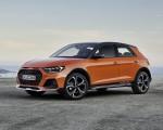 2020 Audi A1 Citycarver (Color: Pulse Orange) Front Three-Quarter Wallpapers 150x120 (10)