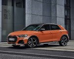 2020 Audi A1 Citycarver (Color: Pulse Orange) Front Three-Quarter Wallpapers 150x120 (12)