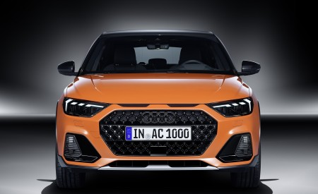 2020 Audi A1 Citycarver (Color: Pulse Orange) Front Wallpapers 450x275 (95)
