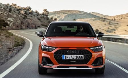 2020 Audi A1 Citycarver (Color: Pulse Orange) Front Wallpapers 450x275 (67)