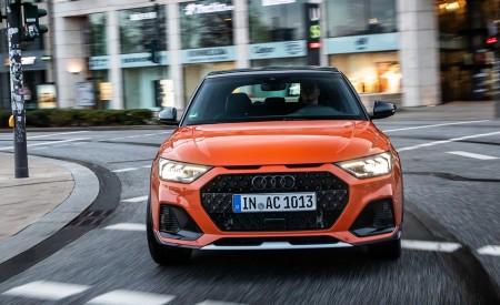 2020 Audi A1 Citycarver (Color: Pulse Orange) Front Wallpapers 450x275 (28)