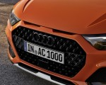 2020 Audi A1 Citycarver (Color: Pulse Orange) Grill Wallpapers 150x120 (23)