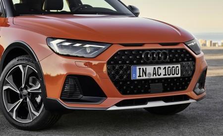 2020 Audi A1 Citycarver (Color: Pulse Orange) Headlight Wallpapers 450x275 (88)