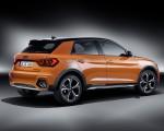 2020 Audi A1 Citycarver (Color: Pulse Orange) Rear Three-Quarter Wallpapers 150x120 (32)
